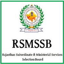 RSMSSB Gram Sevak Recruitment 2020
