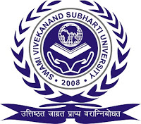 Subharti University Schedule