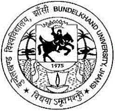 Bundelkhand University Jhansi Exam Form