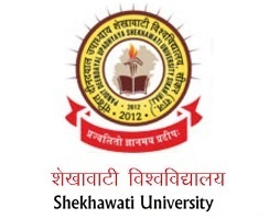 Shekhawati University Result