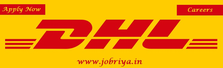 DHL Logistics Careers 2021 Latest Jobs in India for Freshers Apply Now